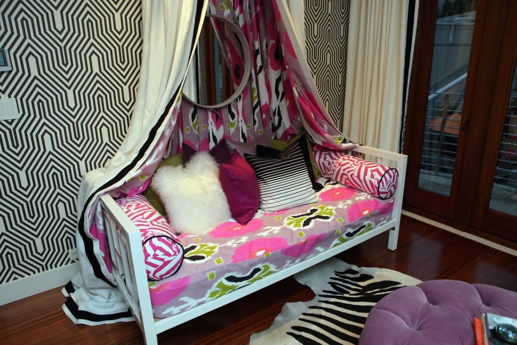 Photo Courtesy of Ed Smith, Guest Suite Designer Kristie Michelini