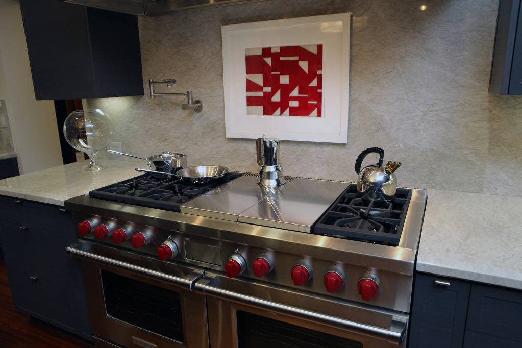 Photo Courtesy of Ed Smith, Kitchen, Designer David Kensington