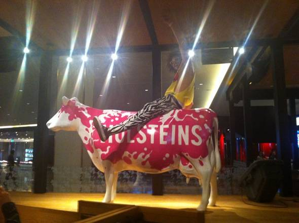 RedFoo at Holsteins 2