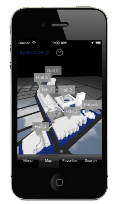 BASELWORLD App
