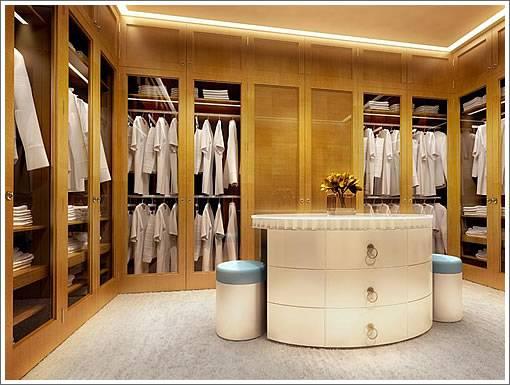St. Regis Penthouse - Closet