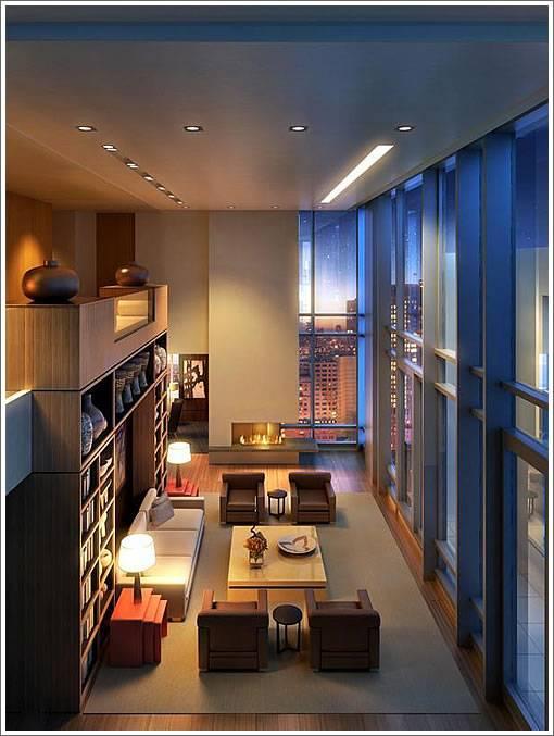 St. Regis Penthouse - Living2