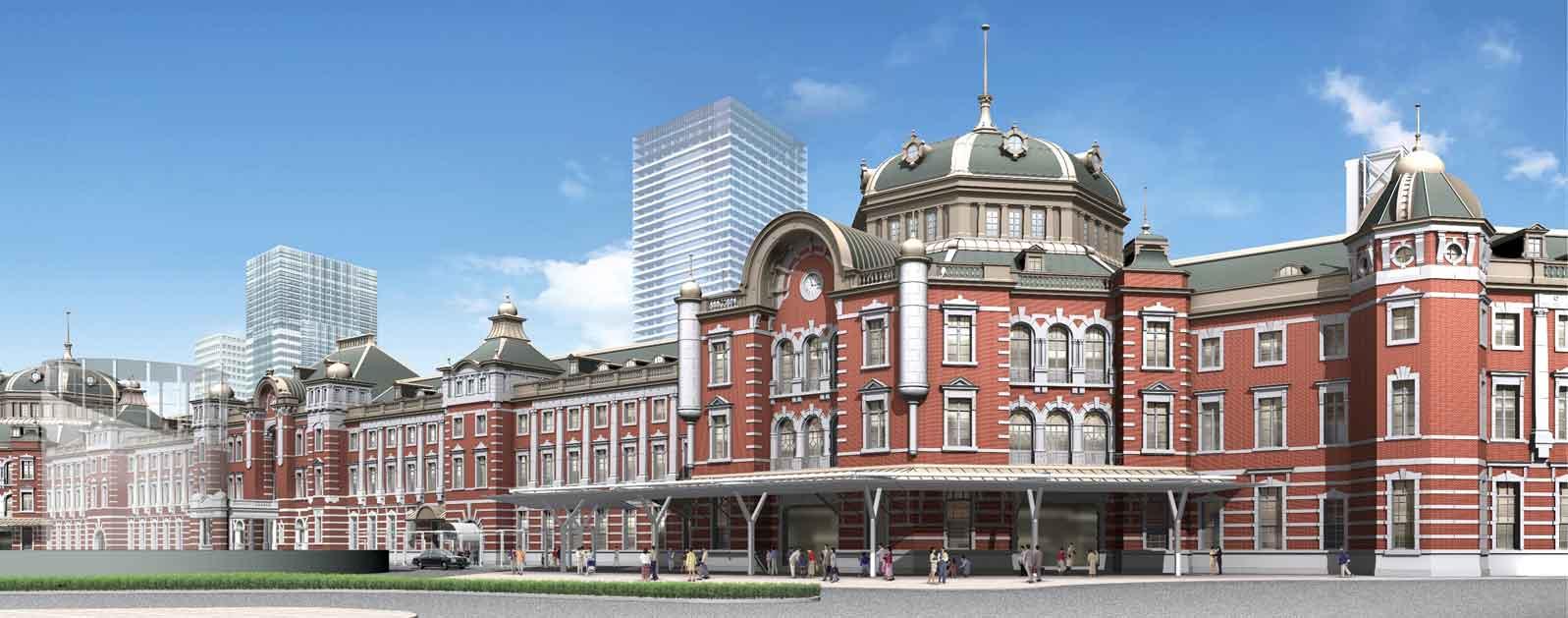 Tokyo-Station-Hotel_Exterio