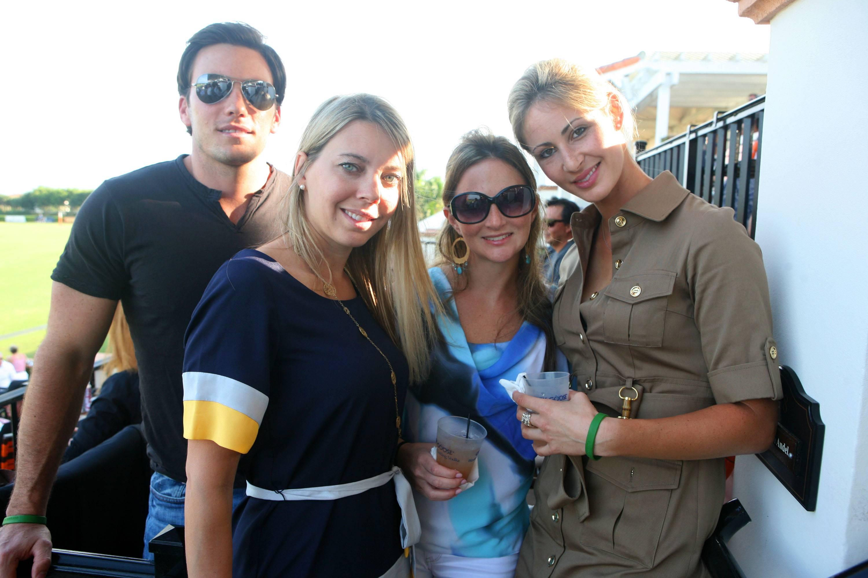 Travis Laas, Sharon Lilien-Zwiebel, Stacie Yellin, & Caroline Roffman