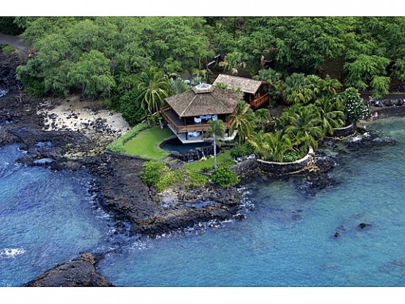 photo: house/residence of cool friendly talented  130 million earning Hawaii-resident