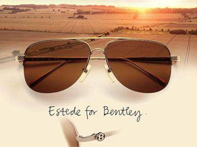 cd2b3b8acc2 Bentley s Hand Crafted Platinum Sunglasses for £26