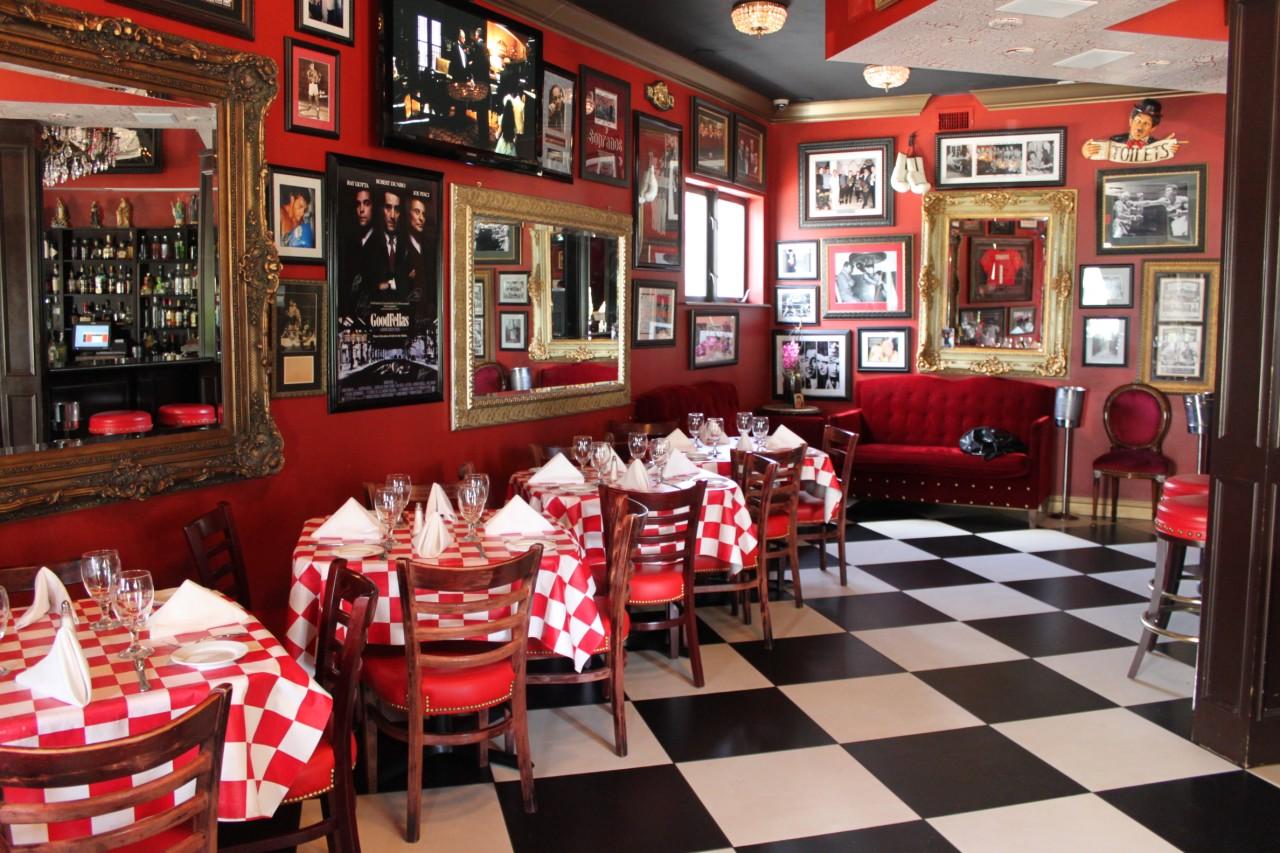 Top  Italian Restaurants In Nyc