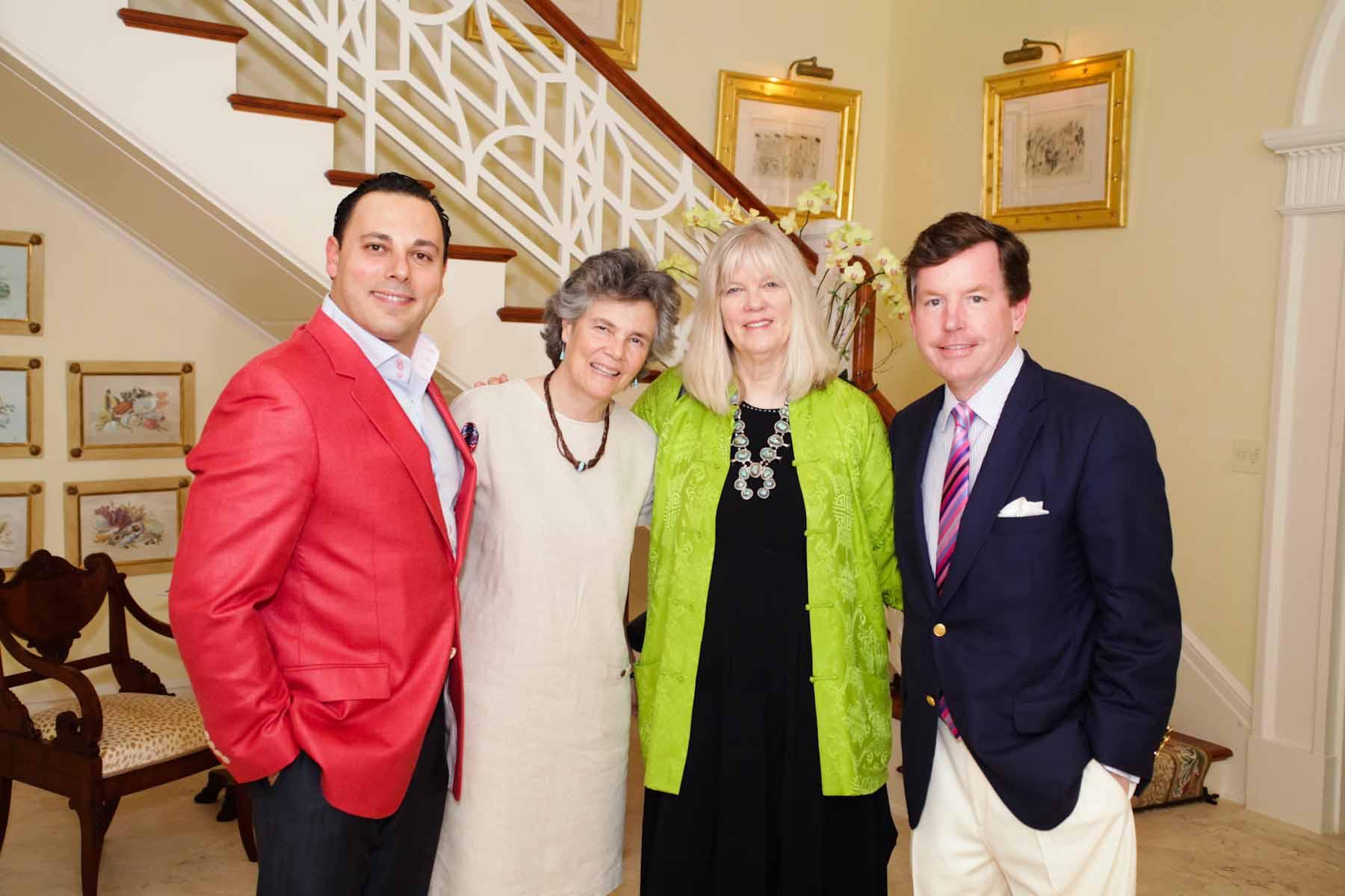 01AA  David Rosenberg, Moira Forbes Mumma, Diane N. Weiss, and Tom Quick