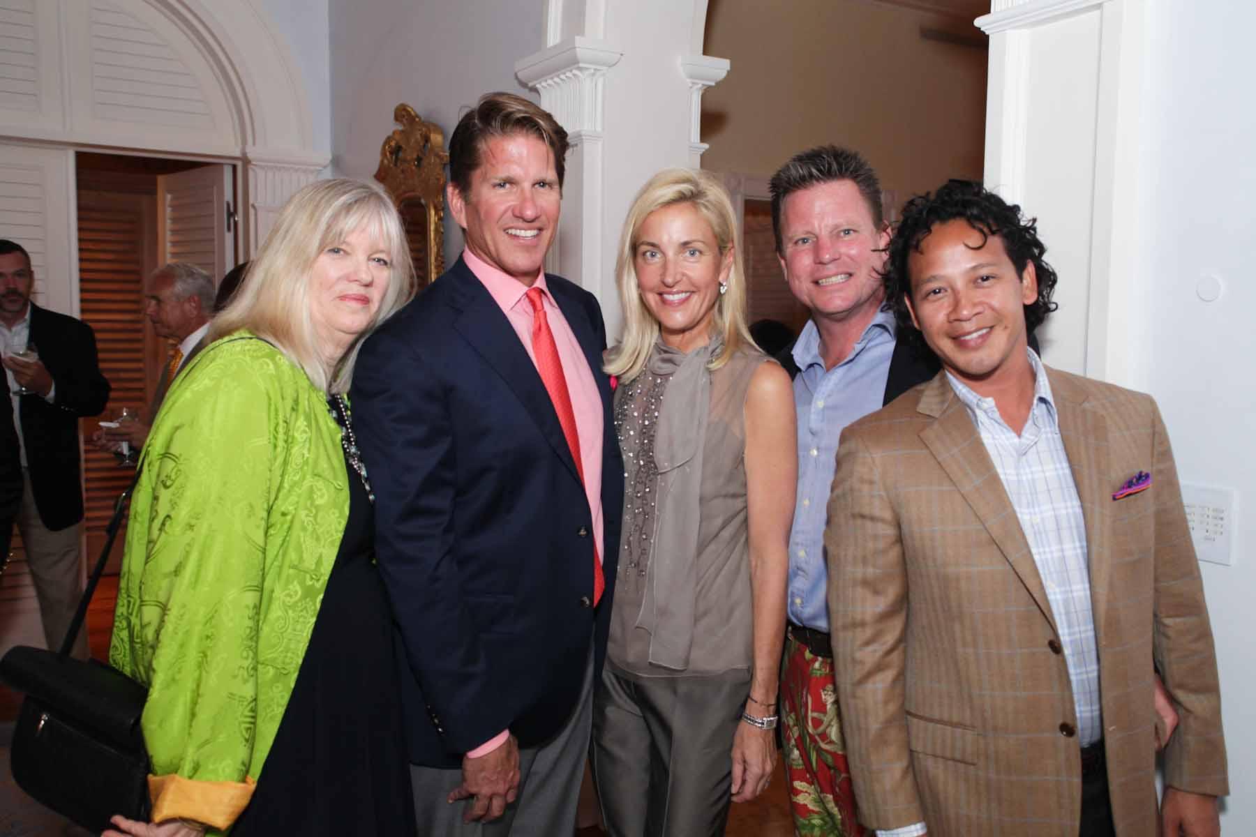 03 Diane N. Weiss, Greg Connors, Karin Luter, Tim Johnson, and Fernando Wong