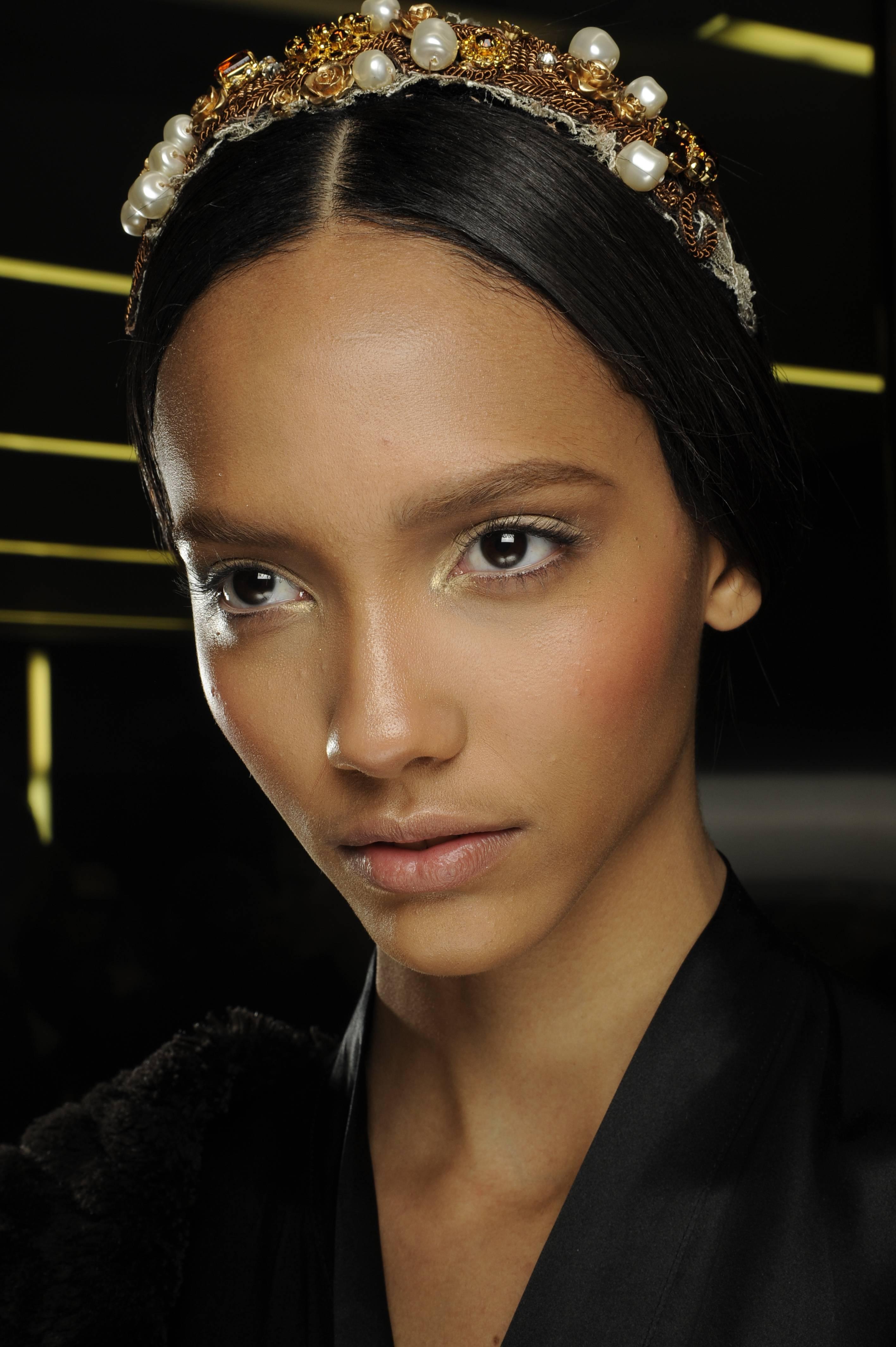 D&G The Makeup Beauty Shot