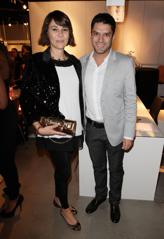 Adriana Sassoon & Claudio Faria
