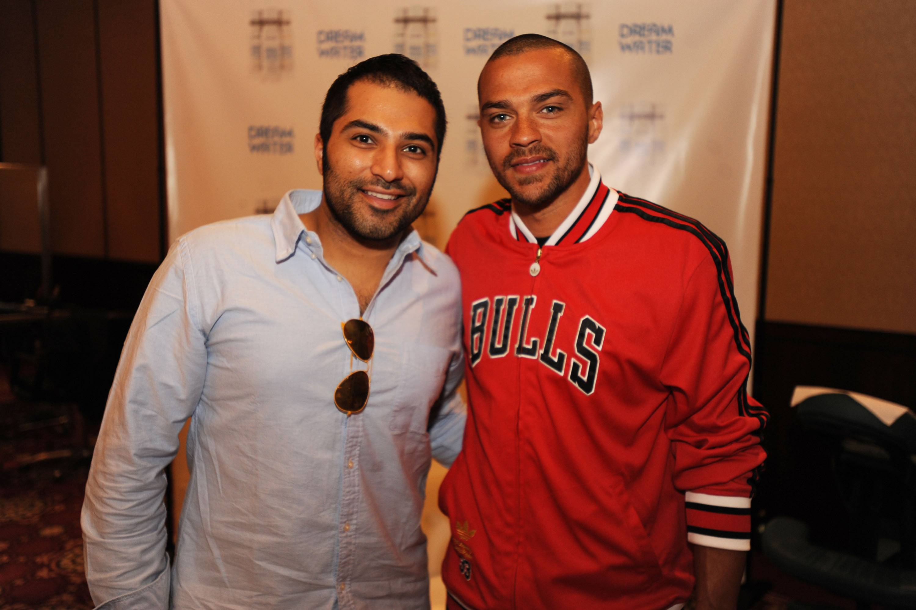 Akbar Hamid, Jesse Williams