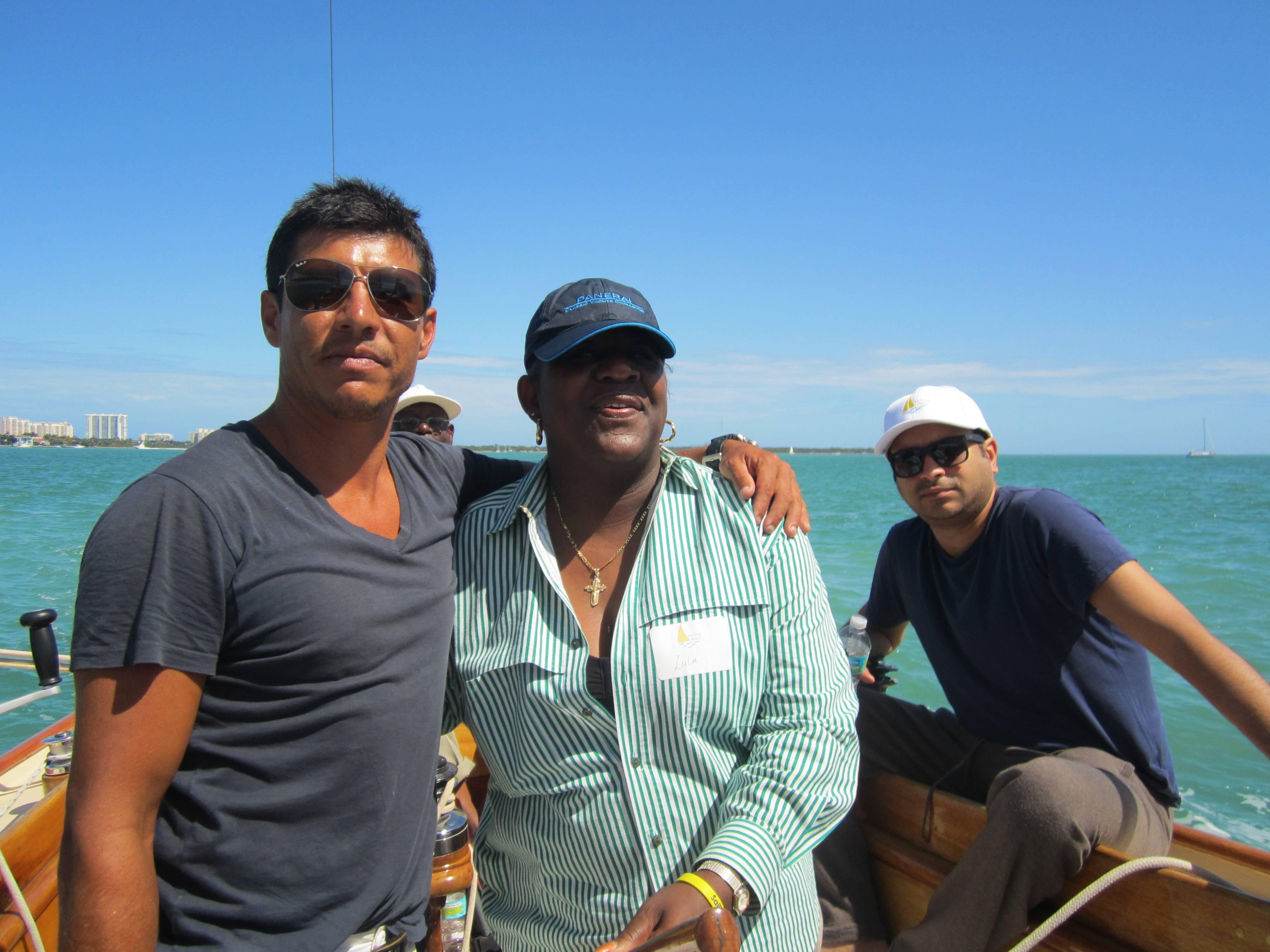Alex, Lula, Kamal