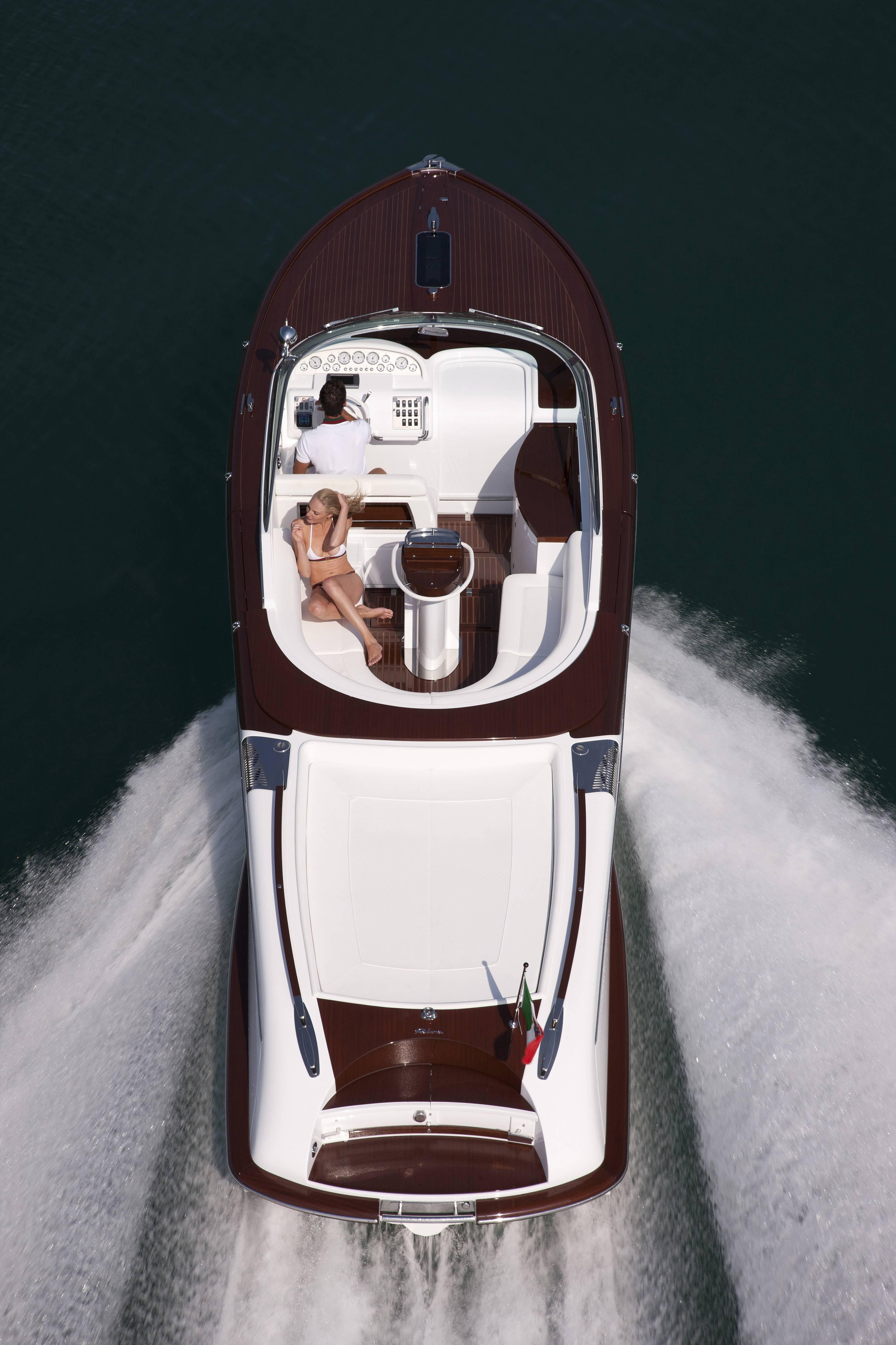 Haute Yachts  Aquariva by Gucci and Riva - Haute Living 6f0f40fda06