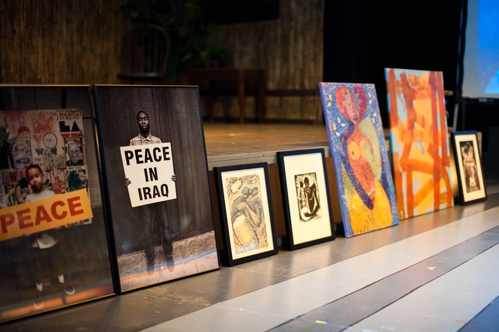 Art pieces for Auction