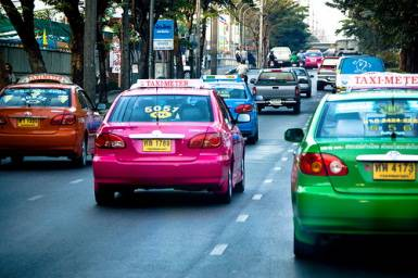 BangkokMeterTaxi