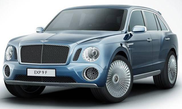 Bentley4x4