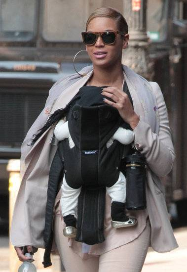 Beyonce-Knowles-Blue-Carter-Pictures-NYC