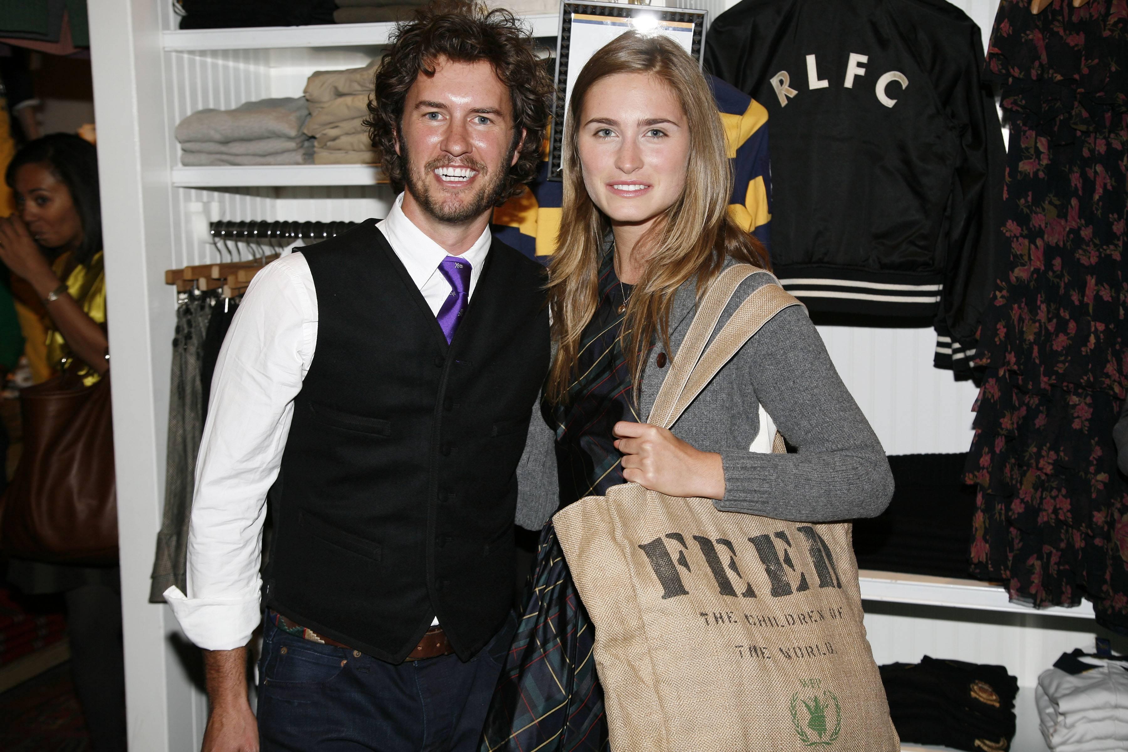 Blake and Lauren