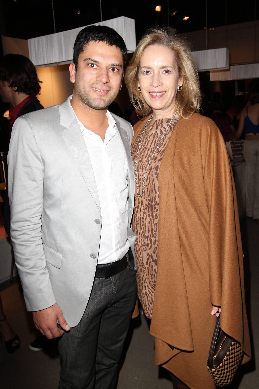 Claudio Faria & Alicia Cervera