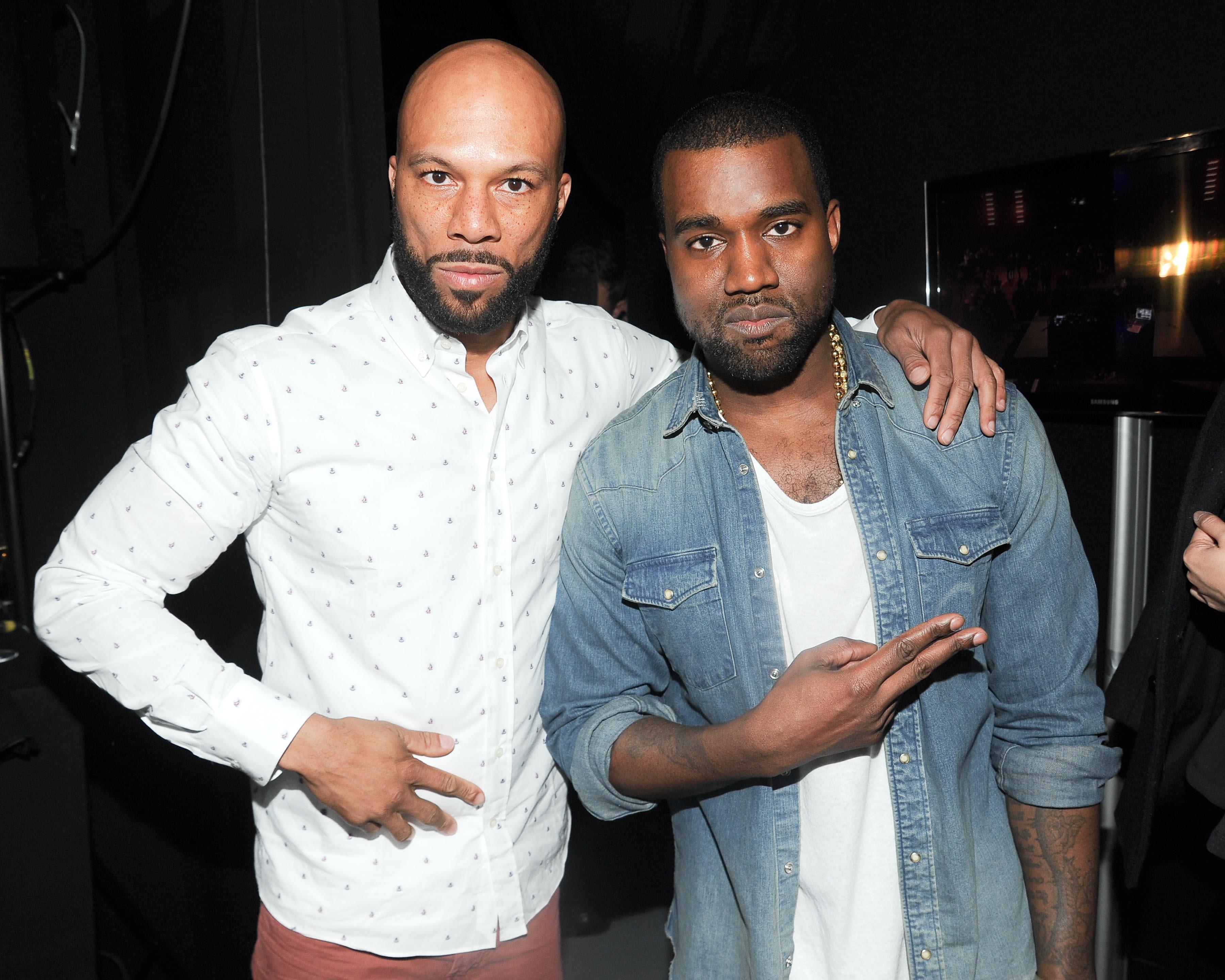 Common & Kanye
