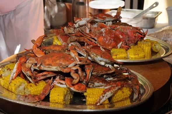 Crab Platters