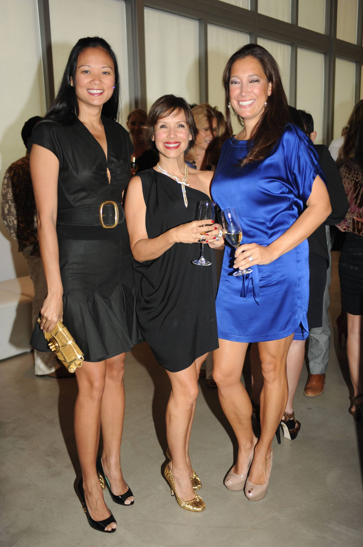 Criselda Breene, Michelle Areces, Katharine Rubino
