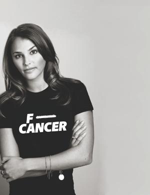 Cursing Cancer – Yael Cohen