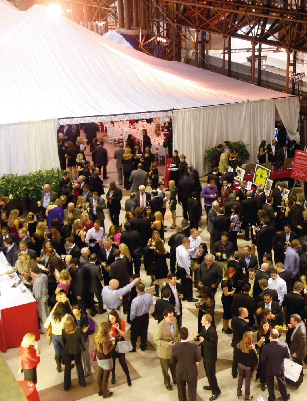 East Side House Settlement Gala  Preview of the NY Intn'l Auto Show_Ambiance