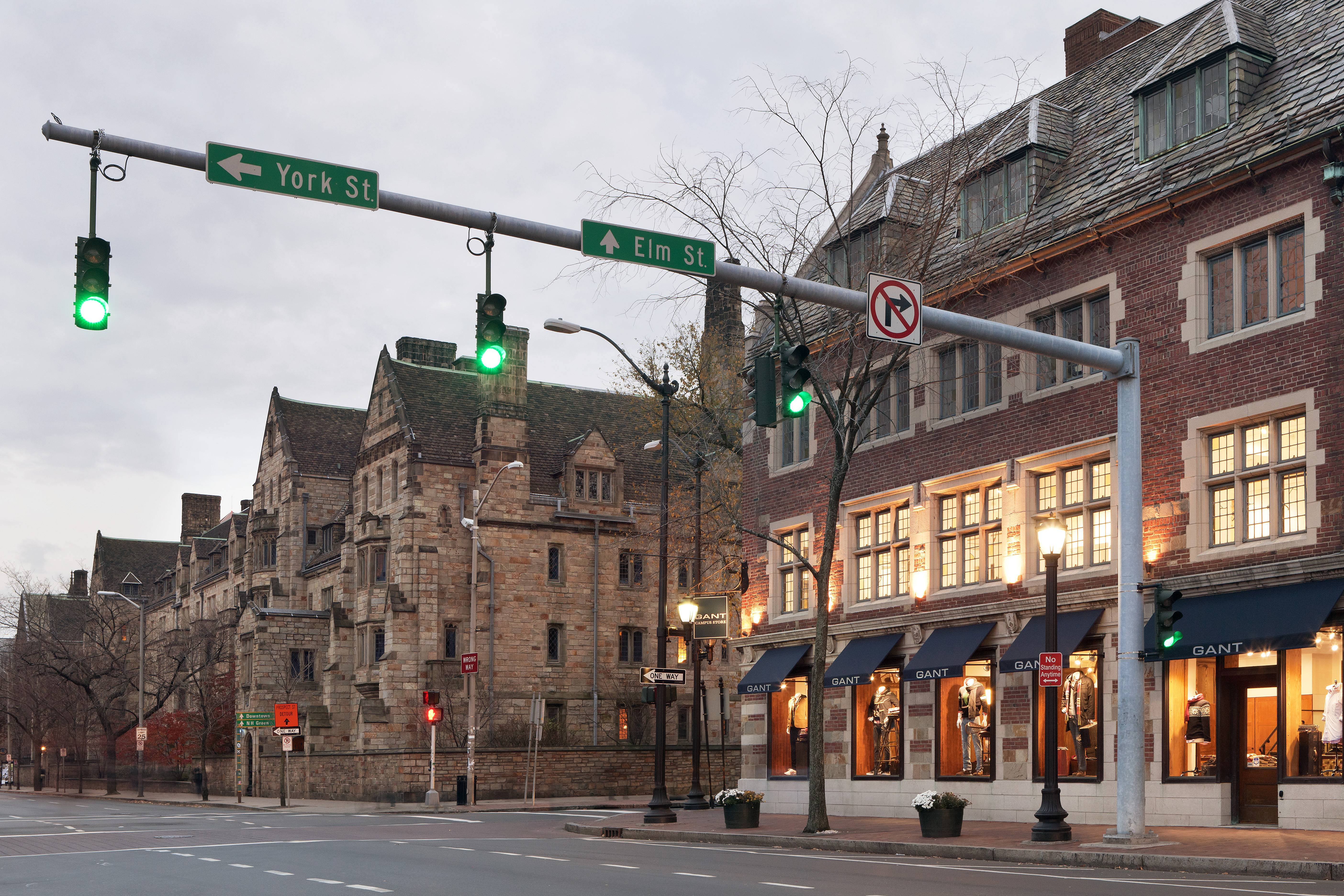 GANT Campus Store - New Haven CT 2