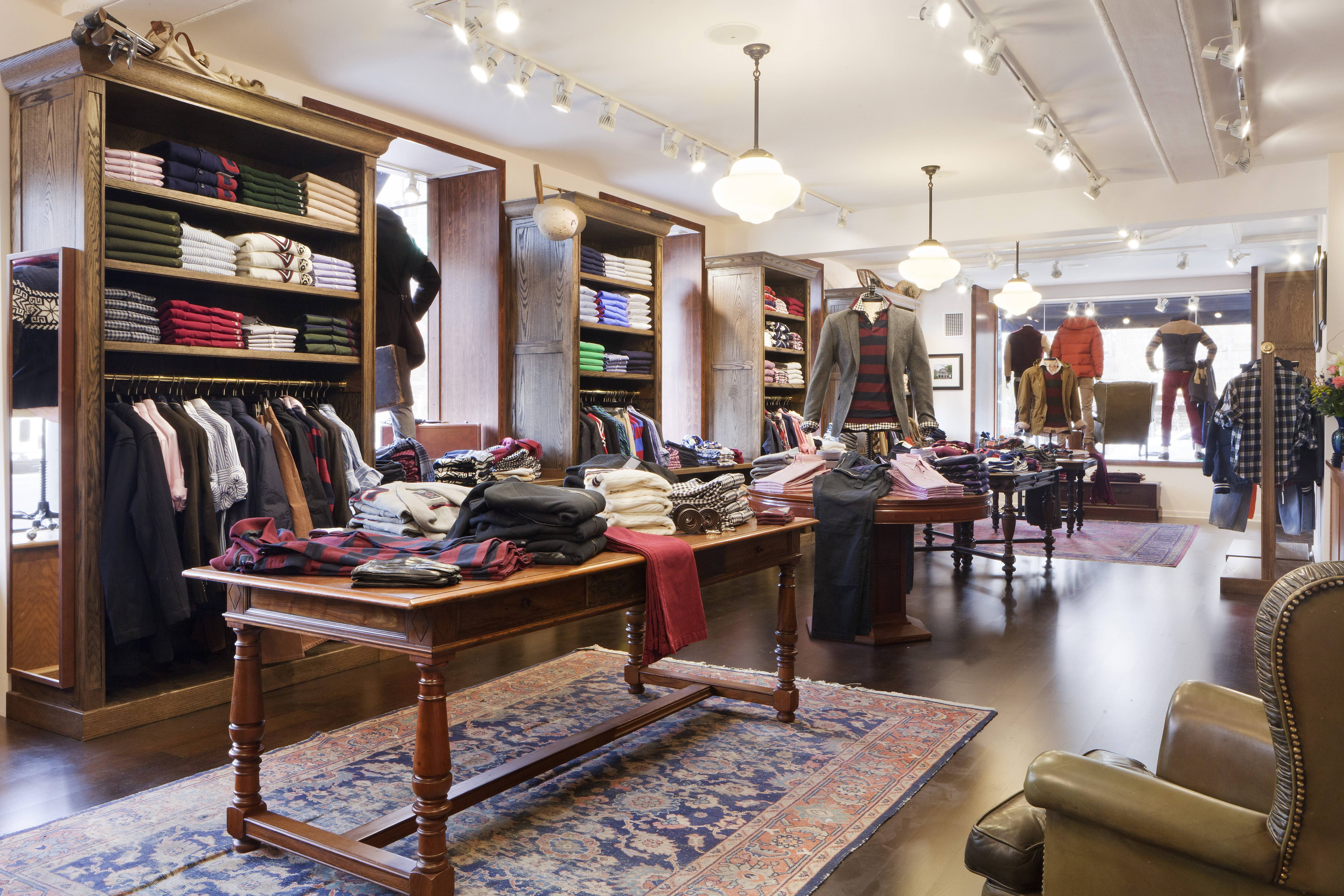 GANT Campus Store - New Haven CT 4