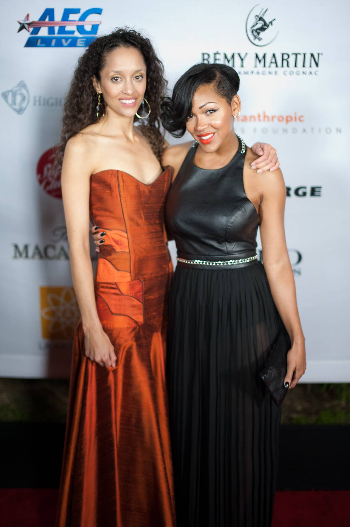 Gloria Huwiler, Meagan Good
