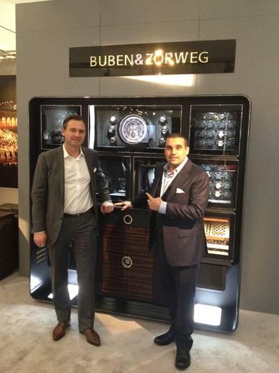 Basel World Buben & Zörweg