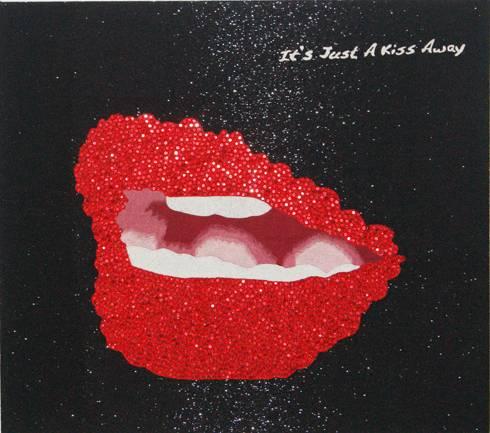 It's_Just_A_Kiss_Away_37x41.5