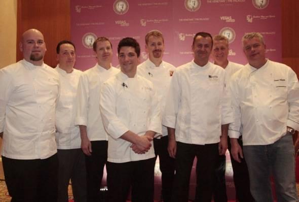 JBF dinner chefs