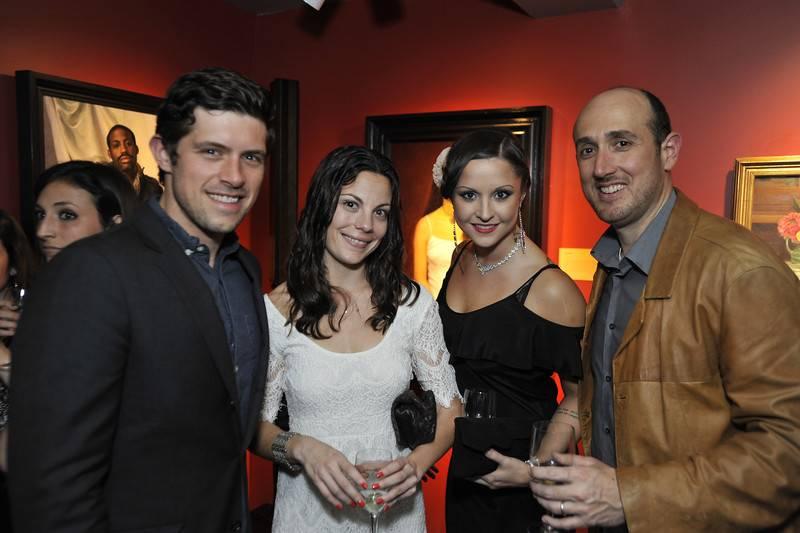 Joe Campanale, Sarah Krathen, Emma Hearst, Randall Lane