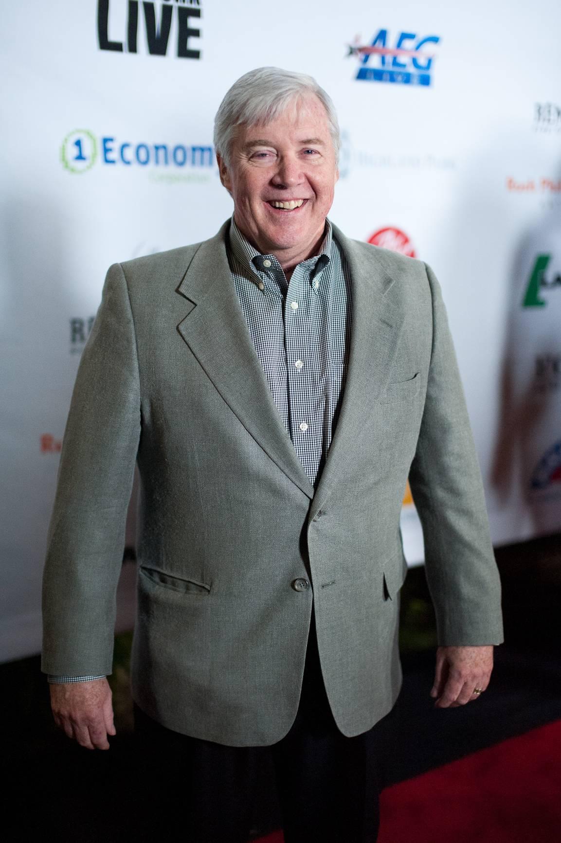 John Rubey, President AEG Network