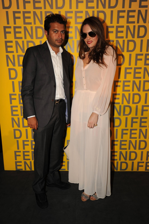 Kamal Hotchandani & Jilian Sanz