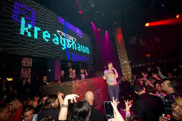 Kreayshawn at TAO 2