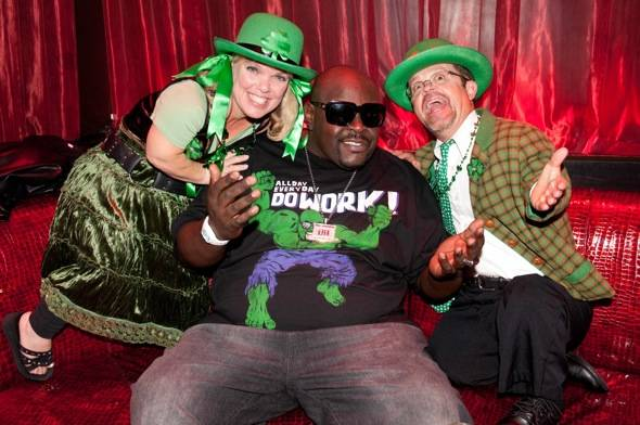 LAX_Big Black and Leprechauns