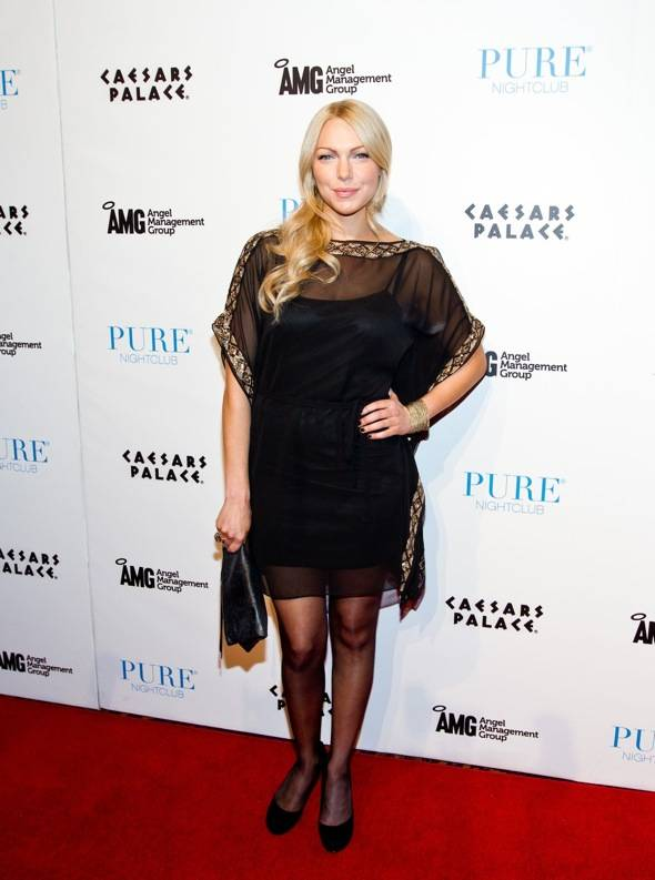 Laura Prepon_Red Carpet__PURE Nightclub