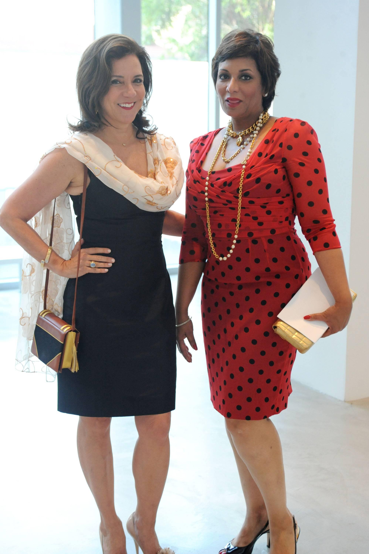 Linda Levygoldberg & Angie Aloma