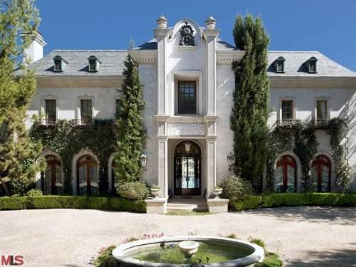MJ house