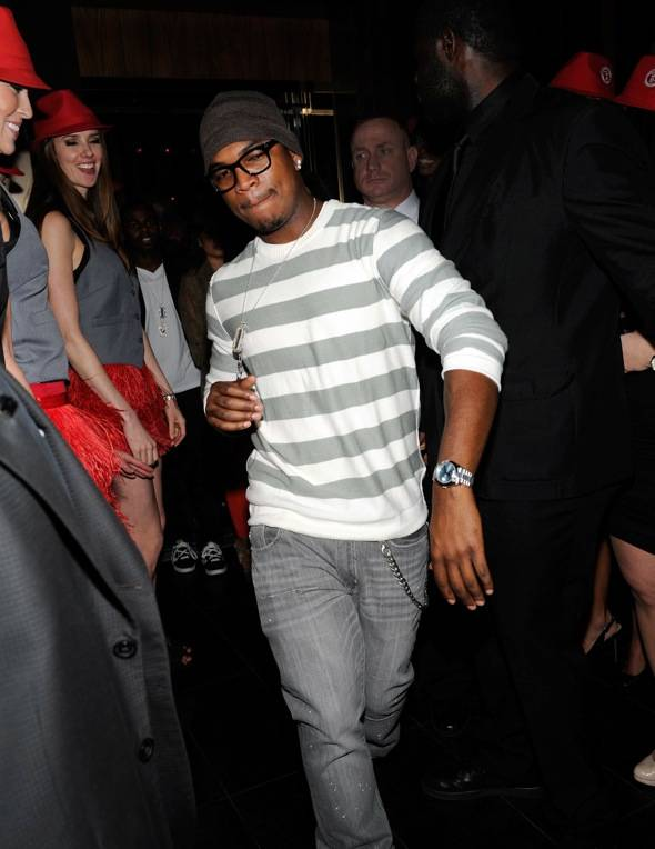 Ne-Yo Enters Club