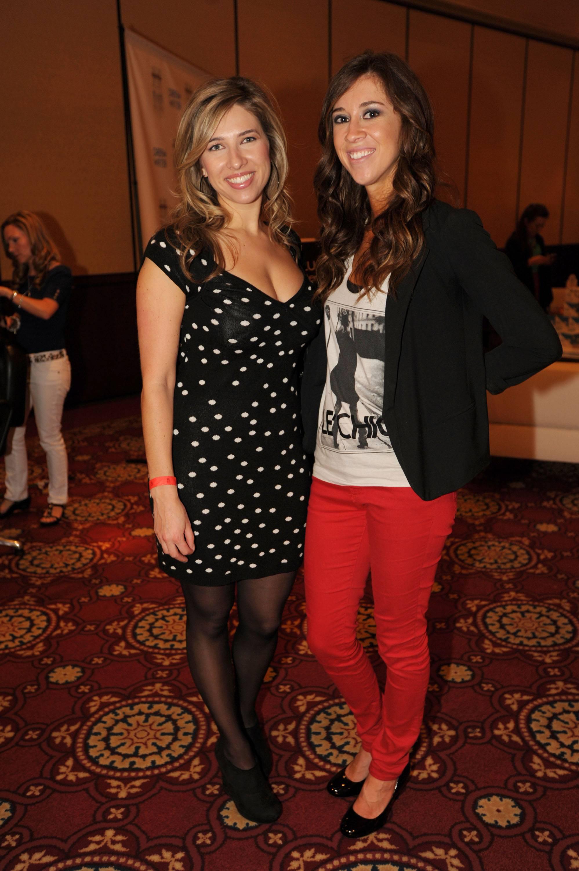 Rachel Kopczyk & Megan Albrecht