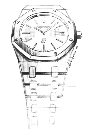 The Saga of Steel, Origins of the Audemars Piguet Royal Oak