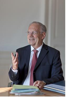 Federal Councillor Schneider-Ammann