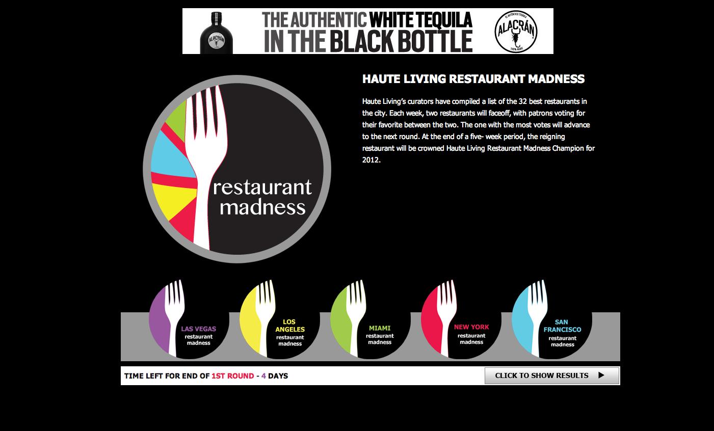 restaurant madness