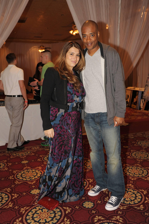 Shana Scala & Frank Harris