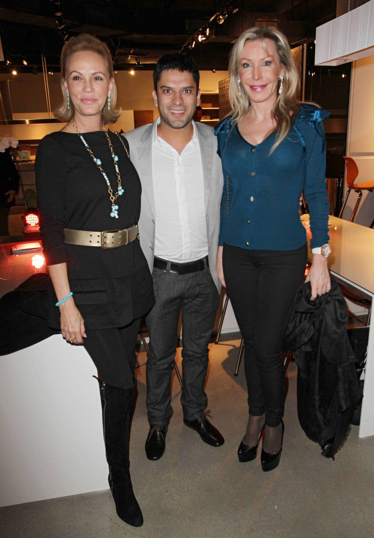 Sildy Cervera, Claudio Faria & Genilde Guerra